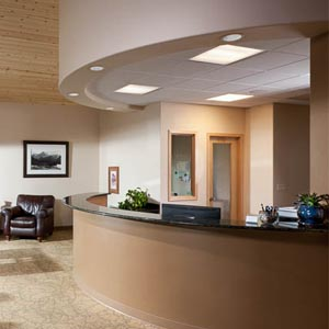 Alpine Dental Lobby